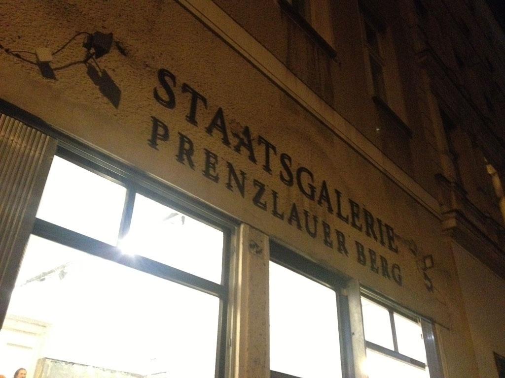 Staatsgalerie Prenzlauer Berg