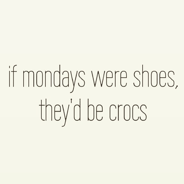 #truestory ✌️have a nice and short #monday ⭐️☀️ #bloggerlife #blogger…