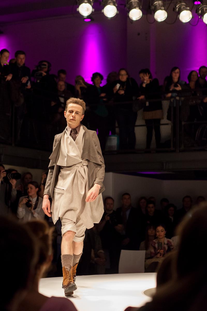 Berlin Fashion Week - Esther Perbandt Show © Marc Boesing