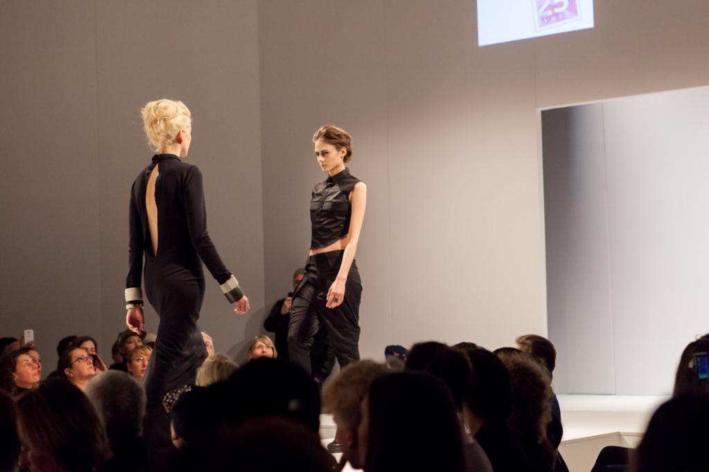 Berlin Fashion Week - Lavera Showfloor - Esther Perbandt