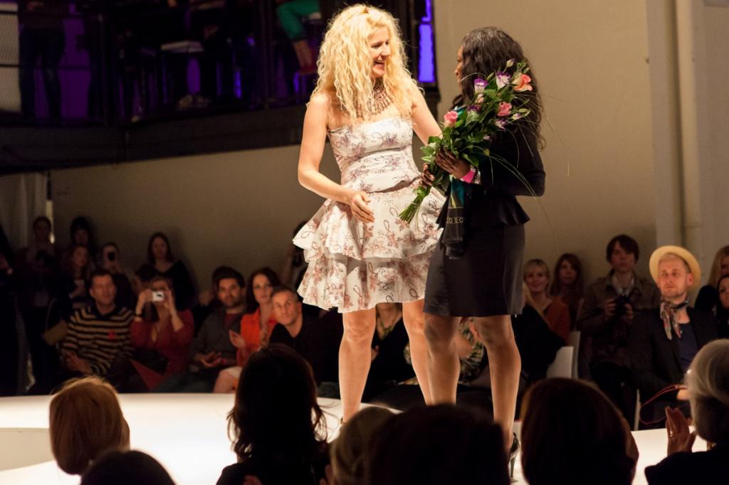 Lavera Outfit Fabryan Show   Fashion Week Berlin 2013 © Marc Boesing