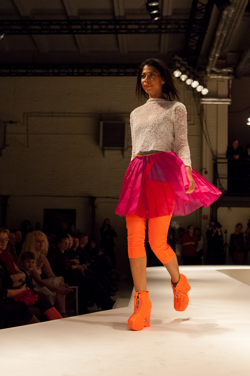 Kaska Hass Show Fashion Week 2013 © Marc Boesing