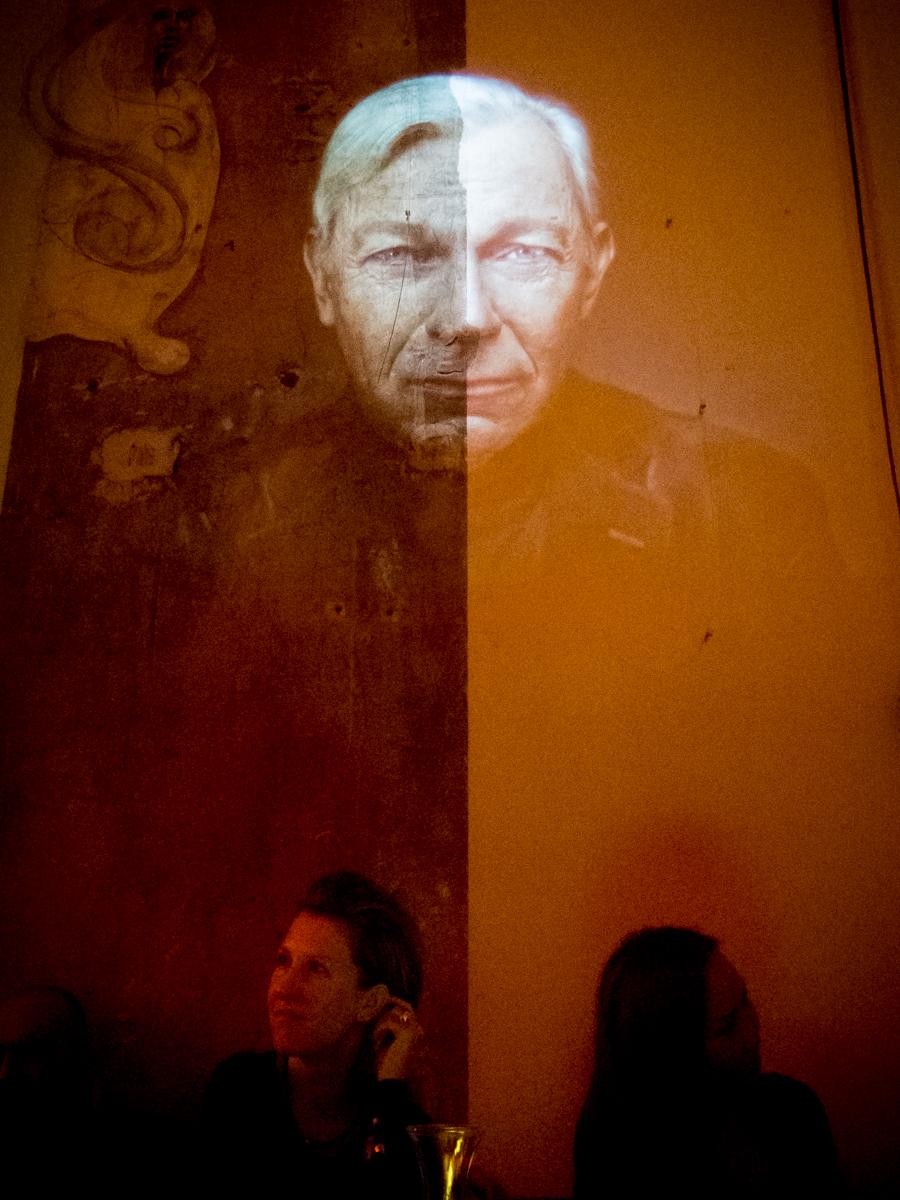 Portrait von Jo Groebel von Tomaso Baldessarini