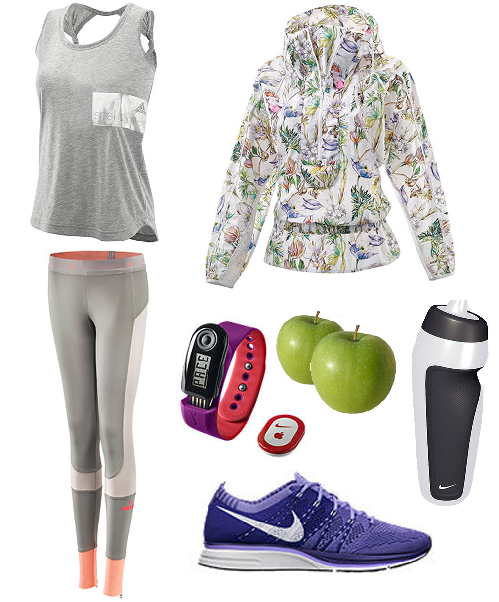 Outfit Post - Running Experience