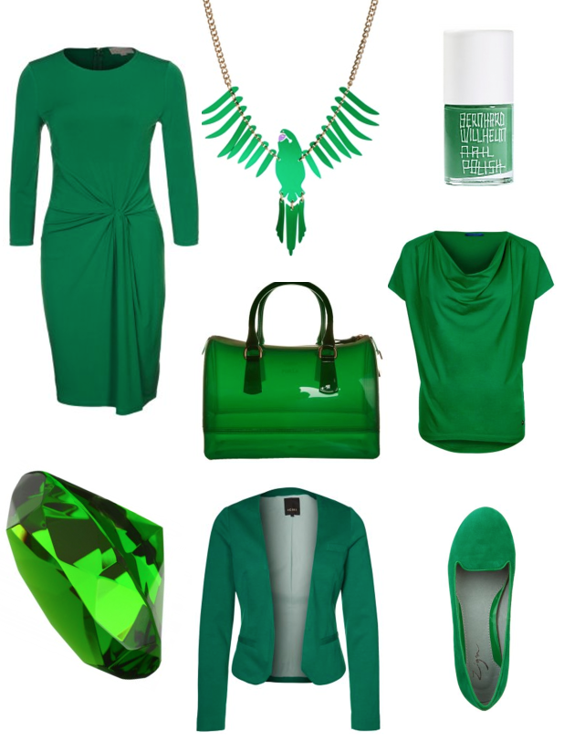 Emerald Green - Colour of the Year