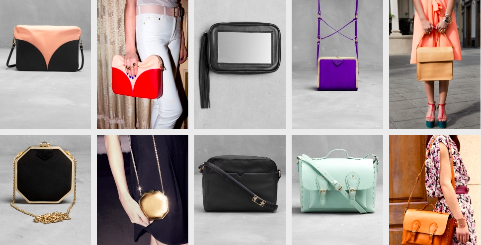 Taschen & Accessoires by & Other Stories