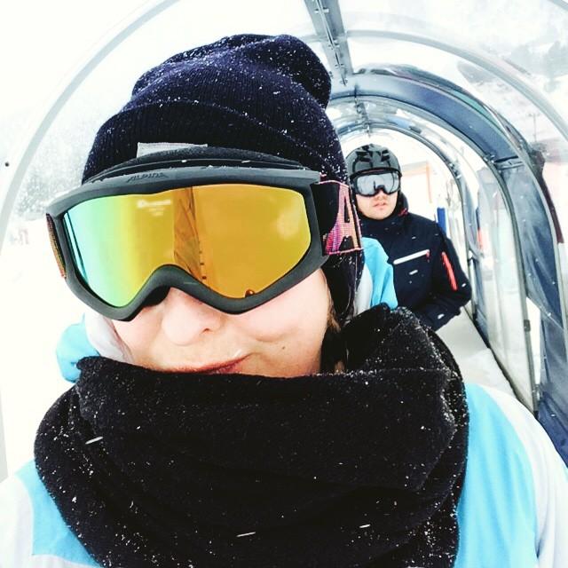 Happy #boardday ❄️❄️❄️#snowboard #snowboarder #snow #ski #v#boardbabe #austria #nature #skate…
