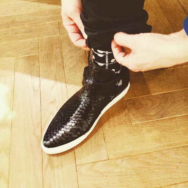 Mum's new shoes I ❤️them #neid #shoppinggalore #manngönntsichjasonstnichts #blogger #shoefie…