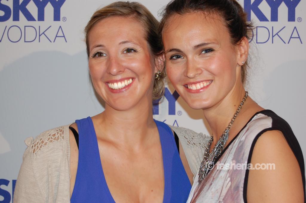 Sarah Zelansy und Denise