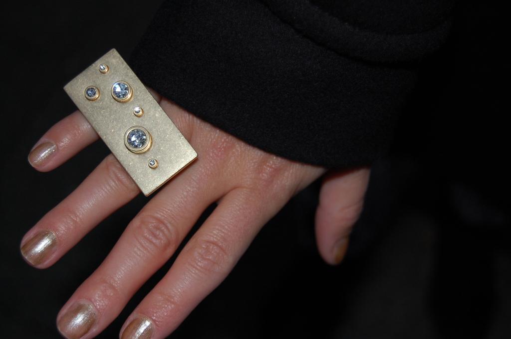 Ring aus der Sommerkollektion 2013