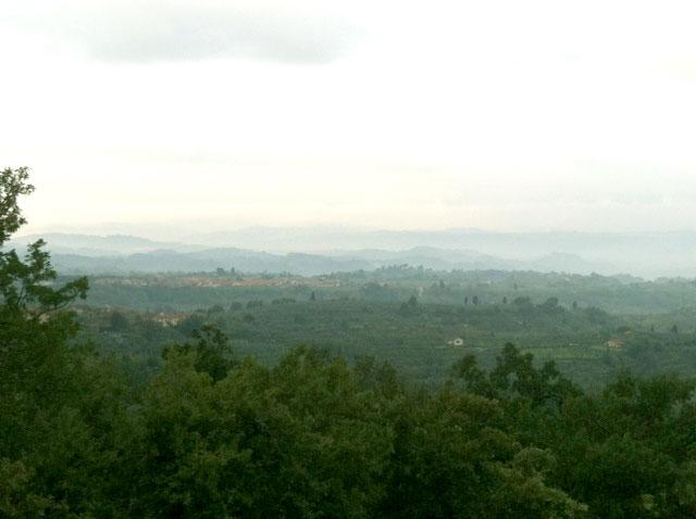 landschaft la Capitata