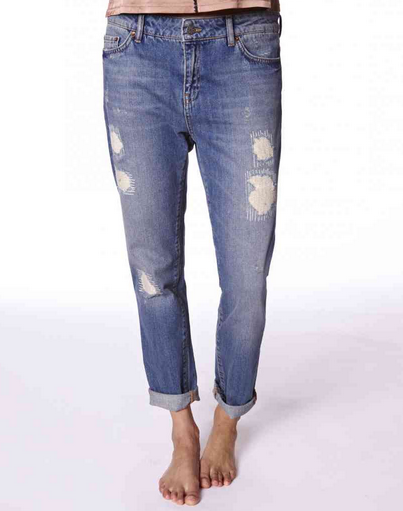 Boyfriend Jeans Odd Molly