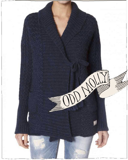 OddMolly_Strickjacke
