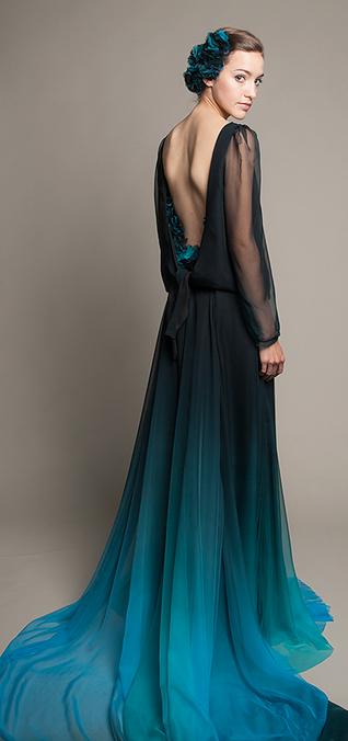Kleid von Anne Wolf