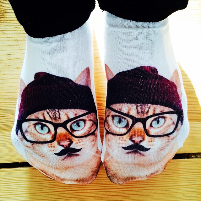 #Weekend #socks #shoefie #sockie #shoes #ootd #fashion #cats #animals #style…