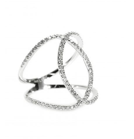 Eternity Diamant Ring Foto net-a-porter.com