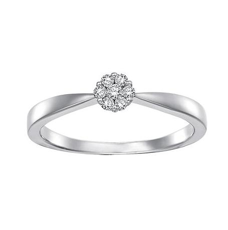 christ weissgold ring diamanten