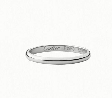 Cartier eheringe