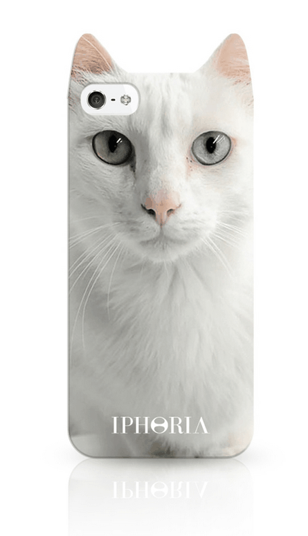 Katzen Handy Hülle iPhoria