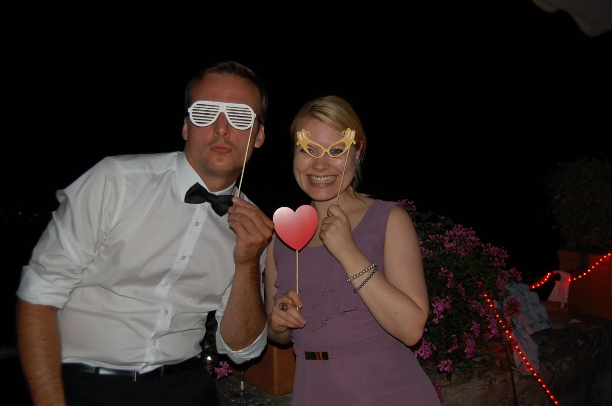 Tolle Hochzeitsgäste