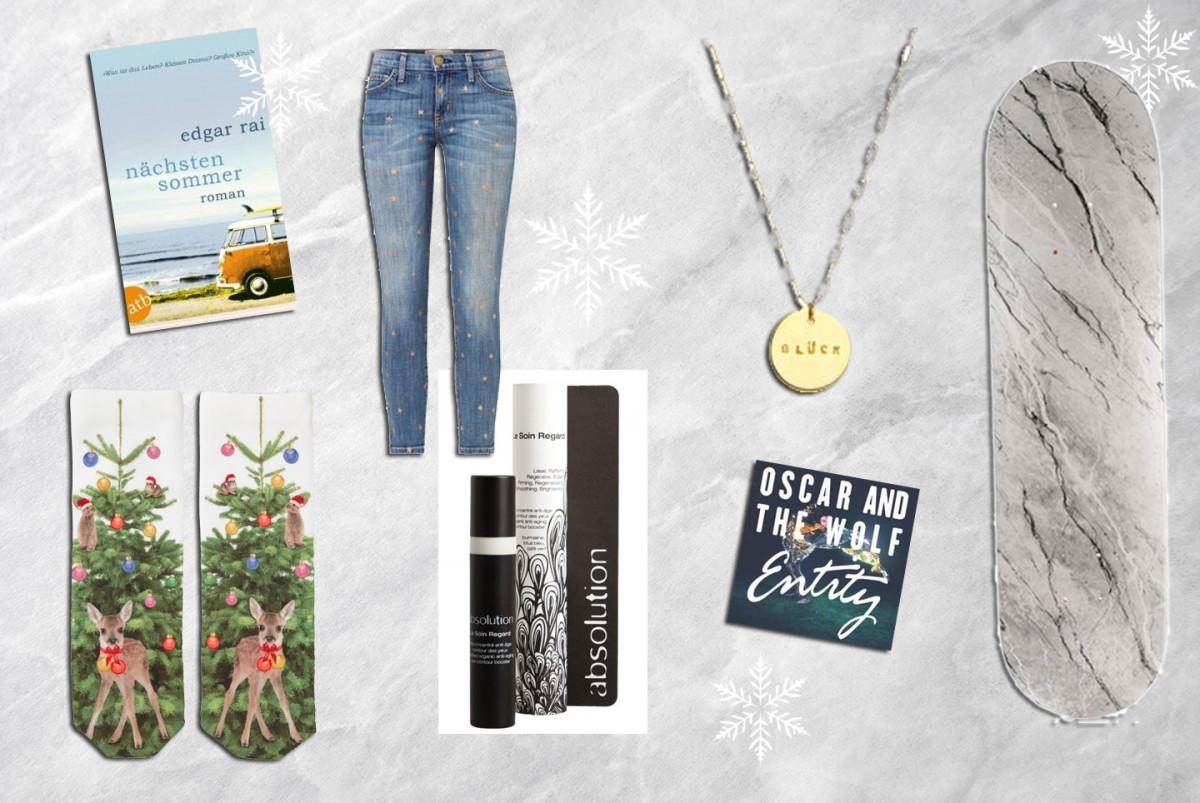 fasheria geschenketipps weihnachtsgeschenke f r die. Black Bedroom Furniture Sets. Home Design Ideas