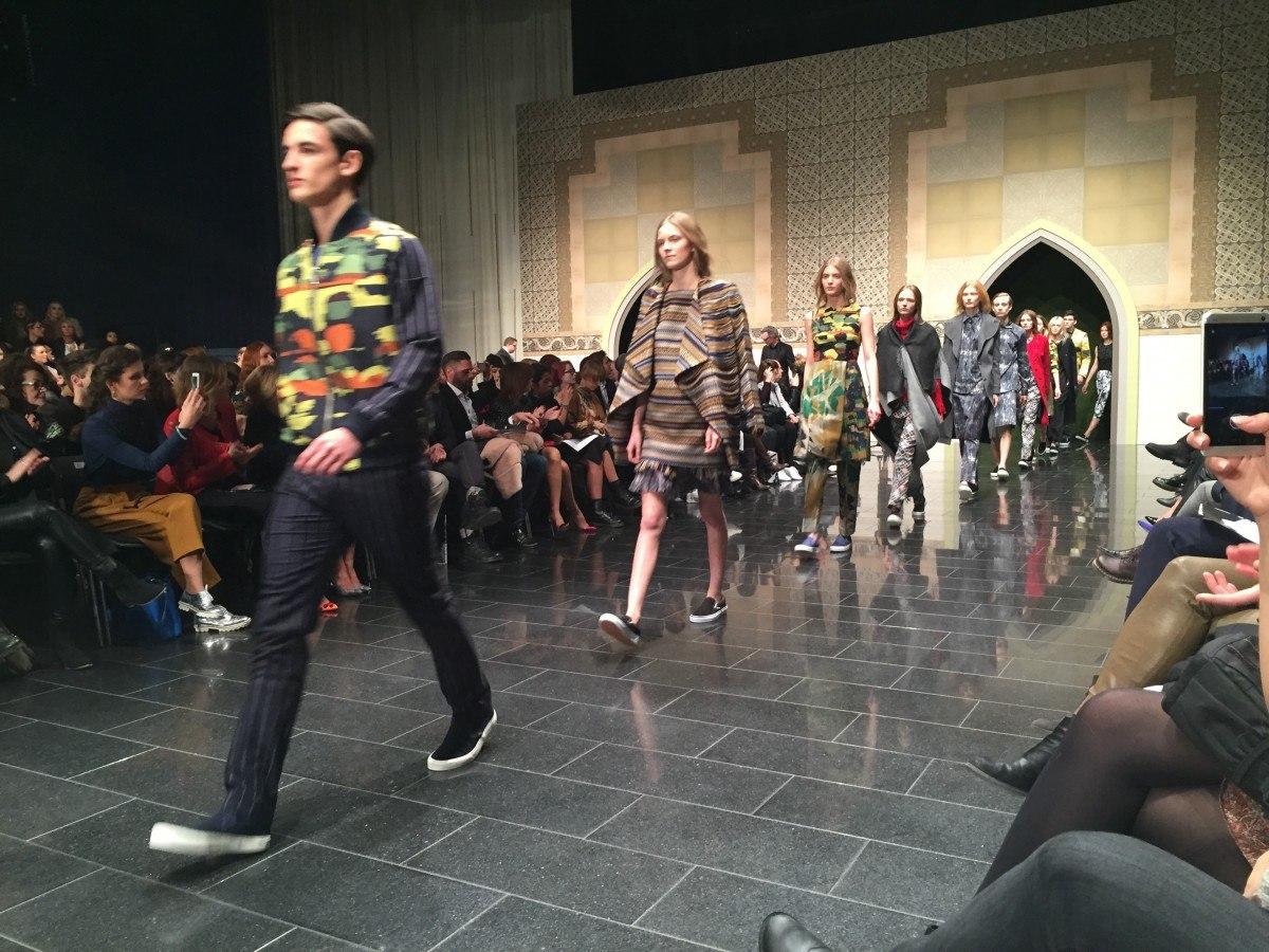 Finale Fashion Show Kilian Kerner