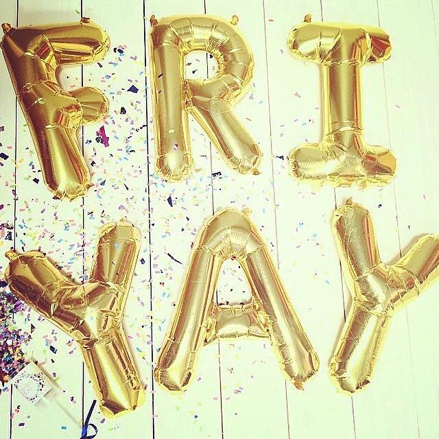 #tgif happy #FriYay everyone looking forward for a happy #weekend…