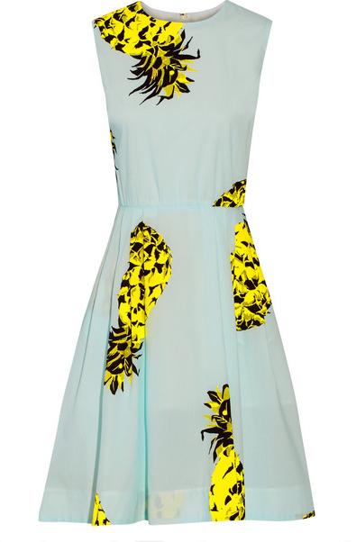 MSGM Kleid über net-a-porter