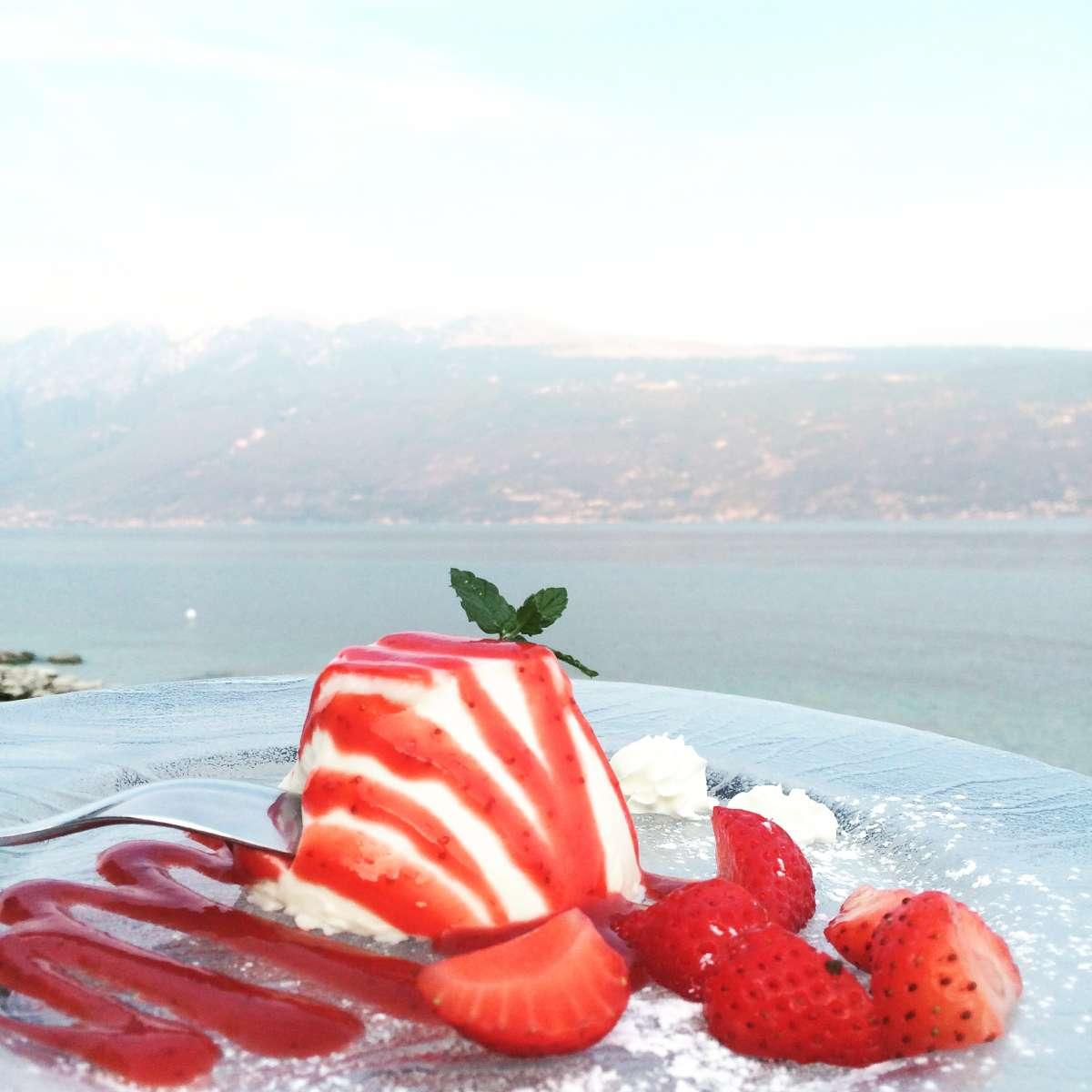 Essen am Gardasee
