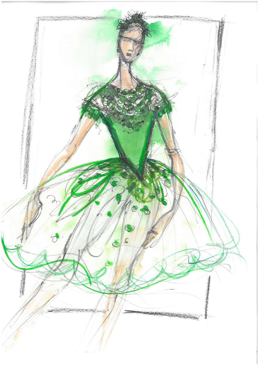 Emeralds Solo Dame