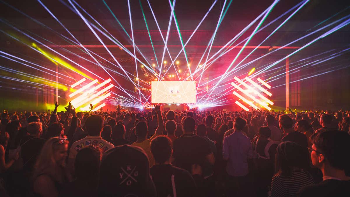 Lollapalooza Sonntag 2015