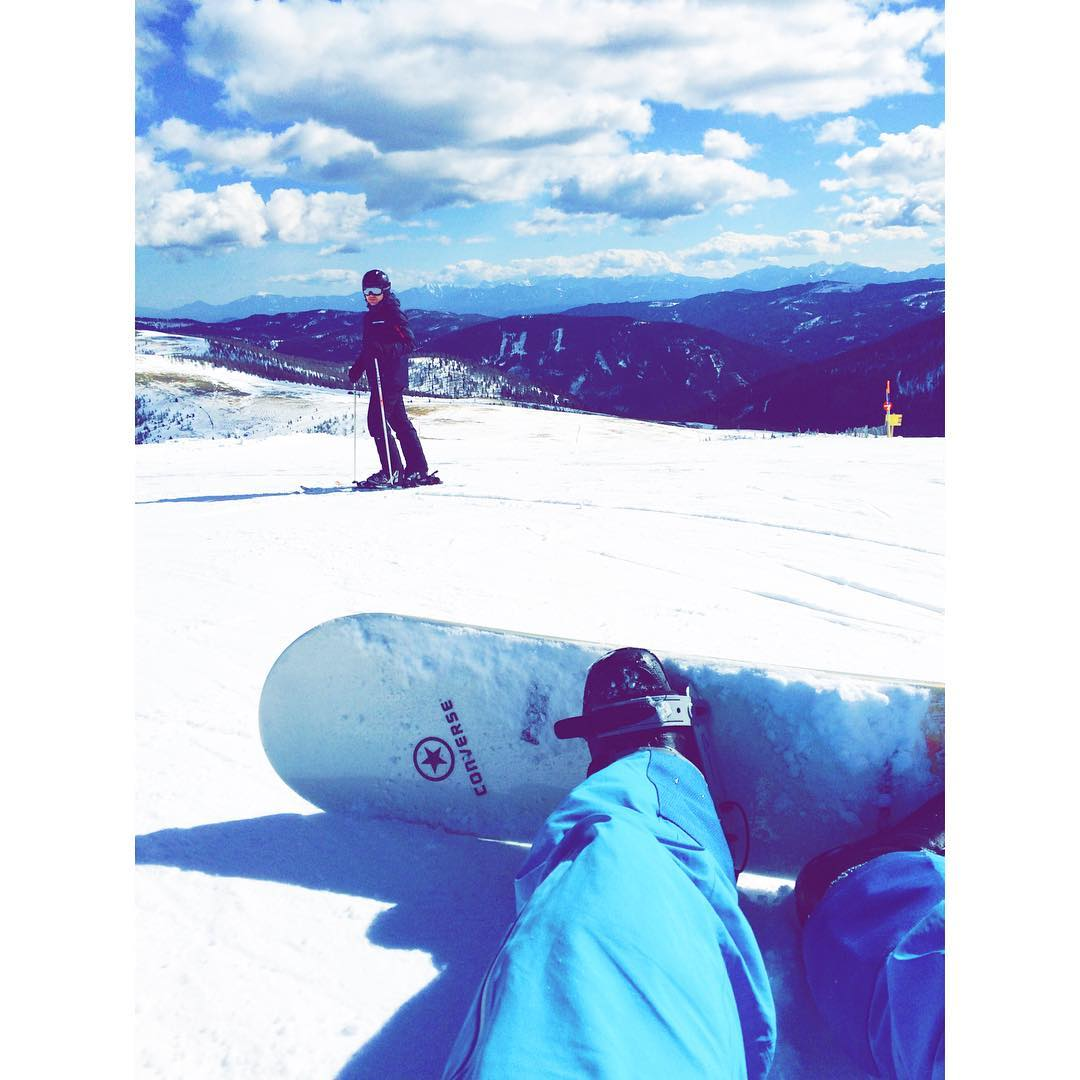 Awaited eagerly  snowboardlove travellove