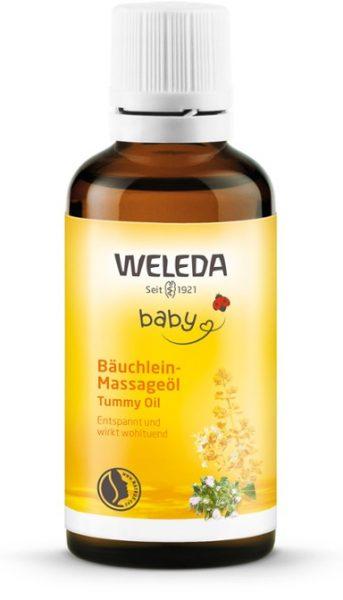 Babybäuchleinöl Weleda